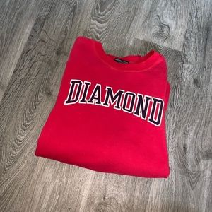 Men's Diamond Crewneck